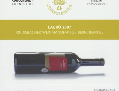 Swiss Wine Vintage Award 2017