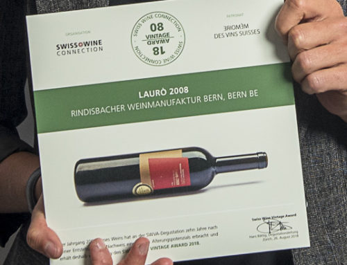 Swiss Wine Vintage Award 2018